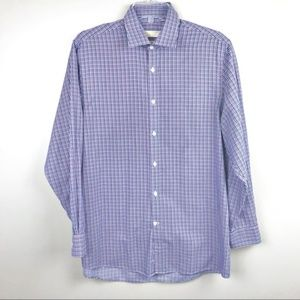 MICHAELl Kors men's button down shirt size medium